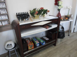 Spa Pedicure Chairs / Spa Beds / nail salon closing down sale