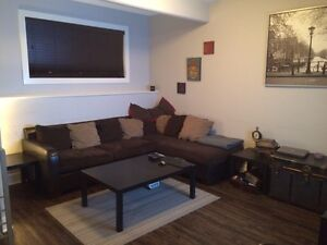 Roommate wanted for bright 2 bedroom suite