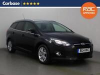 2014 FORD FOCUS 1.6 TDCi Titanium Navigator ECOnetic 5dr Estate