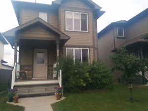 Single House for rent in South West Edmonton