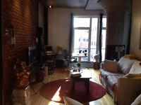 Superbe appartement/loft dans le Vieux-port (sous-louer)