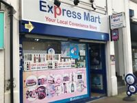 EXPRESS MART IN LUTON , REF : RB241