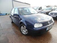 VW GOLF 1.9 GT TDI 5 DOOR HATCHBACK FULL SERVICE HISTORY