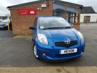2007 Toyota Yaris 1.3 ( 85bhp ) MMT T Spirit AUTOMATIC PX WELCOME