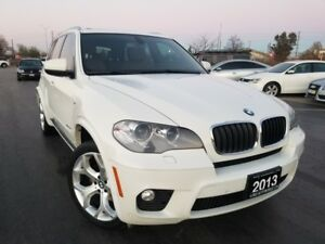 2013 BMW X5 M-PAK 35i Accident Free ,NAV, PANO ROOF,BACK UP CA