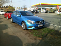 2015 MERCEDES-BENZ A180 1.5 CDI SPORT,66000 MILES WITH FULL SERVICE HISTORY