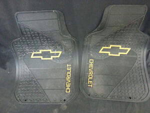 Camaro Cover , seat covers and floor mats - Yellow