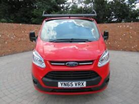 FORD TRANSIT CUSTOM 270 L1 H1 TREND SWB 125 BHP AIR CON BLUETOOTH 3 SEATS