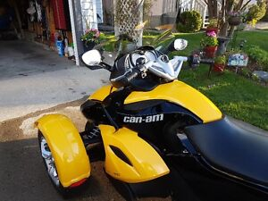 Can Am Spyder like new