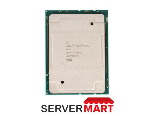 SRFPP Intel Xeon Gold 6226 (2.7GHz/12-core/19.2MB/125W) Processor