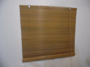 48 inch window blind - 2 available