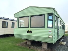 Static caravan for sale ocean edge holiday park 12 month season dog friendly