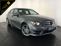 2013 63 MERCEDES-BENZ C220 AMG SPORT CDI 1 OWNER SERVICE HISTORY FINANCE PX