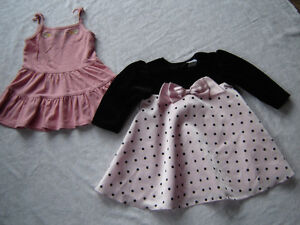 Little Girl's Clothing Size 6 - 12m