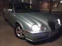 2000 Jaguar S Type. 3.0 litre V6 SE Petro