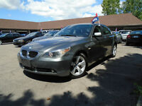 2006 BMW 5-Series 525i  6 Speed Manual, Rare to Find