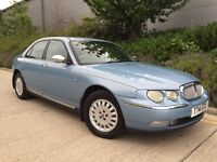 Rover 75, 2.0 v6 automatic