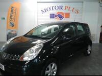 2008 NISSAN NOTE ACENTA PETROL