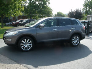 2007 Mazda CX-9 GT: Only 132Kms, 7 Passenger,AWD,Drives Great!