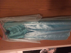 Disney Frozen Elsa dress, size 6x-7