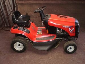 12.5HP Lawn tractor