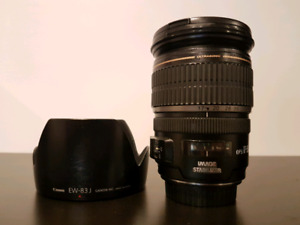 Canon EFS 17-55mm 2.8 IS