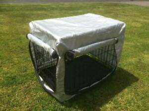 Large 48 inch Collapsible Metal Pet Dog Puppy Cage Fence Pen