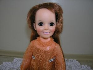 CRISSY GROWING HAIR DOLL - IDEAL TOYS 1968