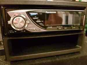 Panasonic MP3 deck head