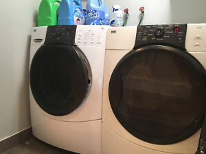 KENMORE ELITE HE3 LARGE CAPACITY FRONT LOAD WASHER
