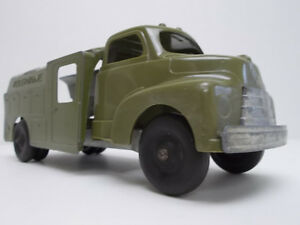 HUBLEY Toy Service Truck