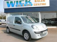 2012 Renault KANGOO ML19 SPORT DCI Van *SILVER* Manual Small Van