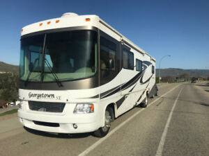 2008 Forest River Georgetown 350DS SE Triple Slide Class A