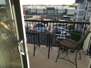 Brand new Glass patio furniture set 2 chairs