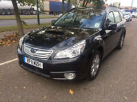 2011 Subaru Outback 2.0D SE Fully Loaded 1 Owner 35,000 Miles