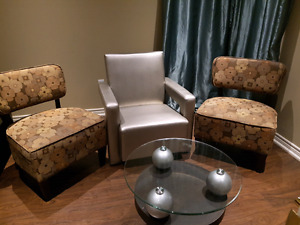 Accent chairs at great price!