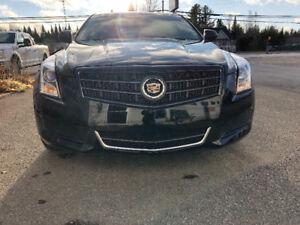 Cadillac AWD ATS Turbo Noir