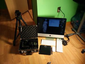 Awesome photo/video kit!