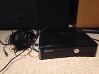 Xbox 360 4 controllers over 30 games