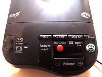 BT Response R85 ANSWER MACHINE VGC HARDLY USED, VERY LONG RECORD TIME 45MIN!!!