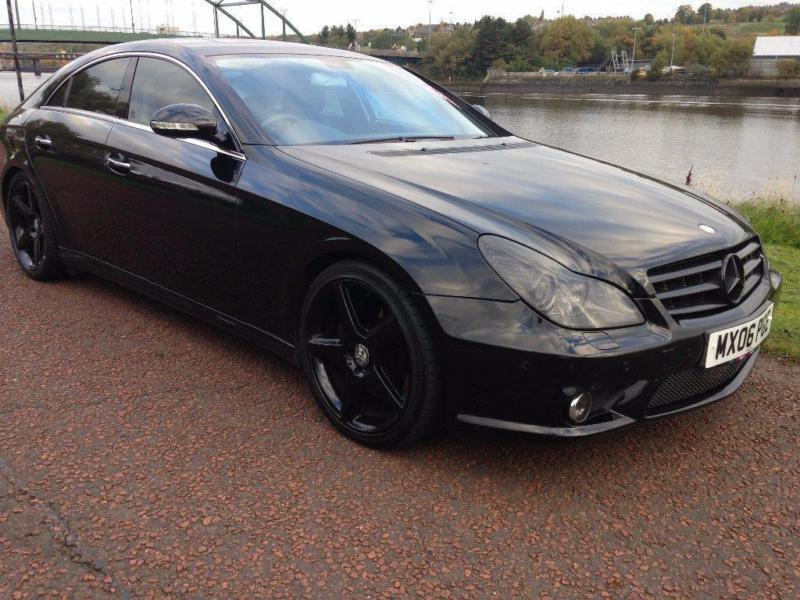 2006 mercedes benz cls 5 5 cls55 amg 4dr in newcastle for 2006 mercedes benz cls55 amg