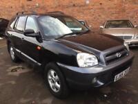 Hyundai Santa Fe 2.0CRTD auto CDX