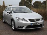 SEAT Leon TDi Ecomotive SE Technology DIESEL MANUAL 2015/15