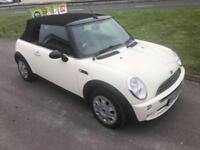 2006 Mini One 1.6 Convertible - FSH - New MOT - 97000 Miles - Ready To Go