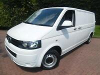 2012 Volkswagen Transporter T30 2.0TDi 102PS LWB PANEL VAN WITH ELEC/PACK