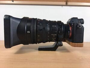 4K Cine Lens: Sony FE PZ 28-135mm f/4 G OSS Lens
