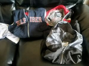 Boys hoodies