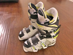 Head Vector 115 Mens Ski Boots size7.5/8 - Excellent Condition