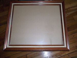 Large Picture frame - beautiful solid wood