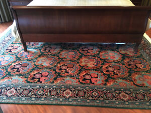 LARGE Tabriz PERSIAN Rug from Iran HAND KNOTTED Wool Pile Carpet